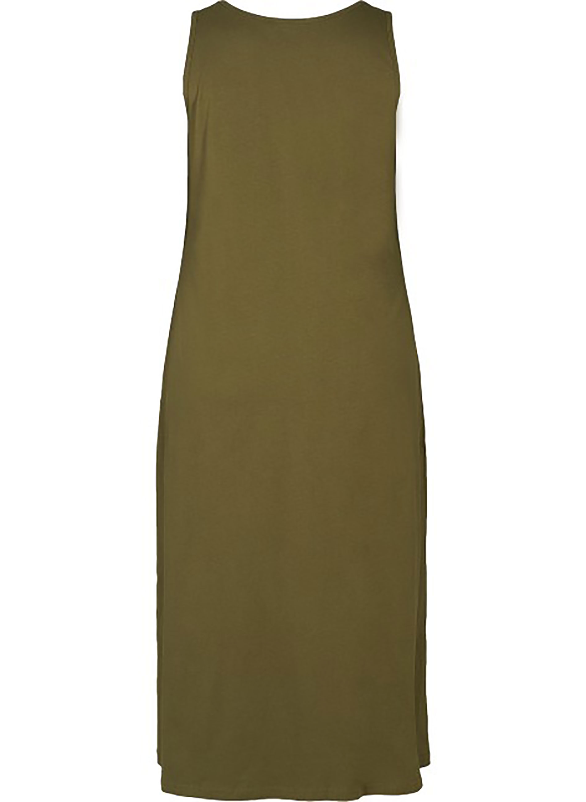 8660a080eaaa ΜΕΓΑΛΑ ΜΕΓΕΘΗ ΦΟΡΕΜΑΤΑ    Φόρεμα Μάξι Χακί Βαμβακερό - Μόδα σε ...