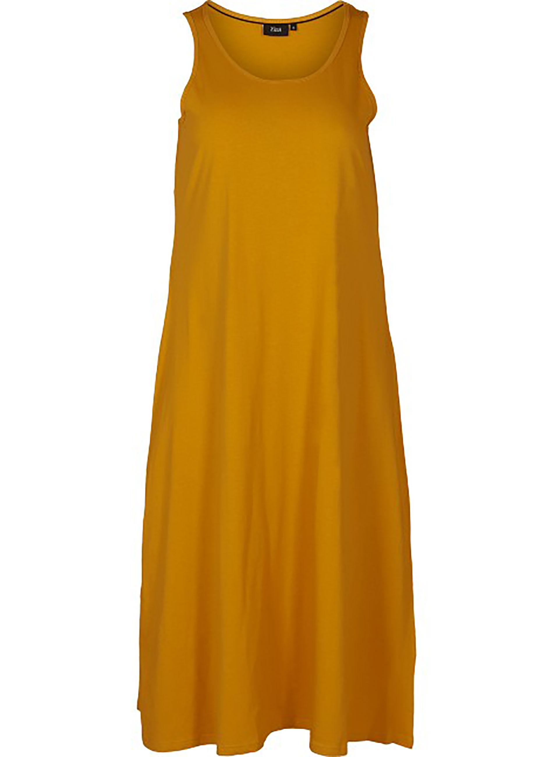 6f5b0206b154 ΜΕΓΑΛΑ ΜΕΓΕΘΗ ΦΟΡΕΜΑΤΑ    Φόρεμα Μάξι Κροκί Βαμβακερό - Μόδα σε ...