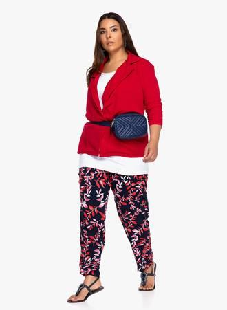 Σακάκι Blazer Κόκκινο 2019_06_12-Maniags7430 Maniags