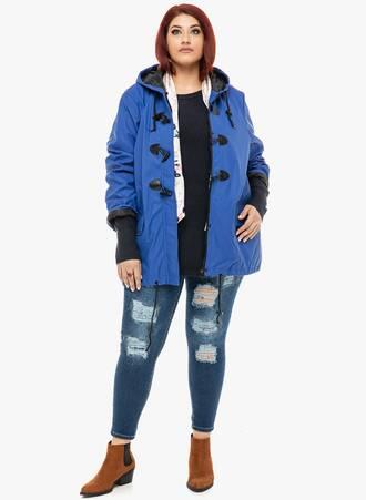 Μπλε Αδιάβροχο Μπουφάν Τύπου Μοντγκόμερι 2019_12_13-Maniags0950 Maniags