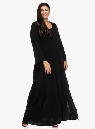 Μάξι Φόρεμα Μαύρο 2019_09_19-Maniags0780 Maniags