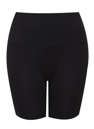 Σορτς Μαύρο Tummy Control 'Yours' Black_TUMMY_CONTROL_Soft_Touch_Legging_Shorts_054967_1e68 Maniags