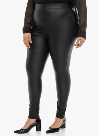 Κολάν Leather Look 'Yours' Maniags