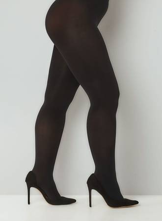 Μαύρο Καλσόν 120 Denier Super Stretchy 'Yours' Maniags