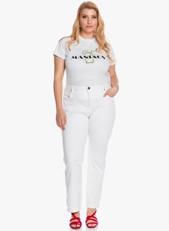 Τζιν Λευκό Slim Leg 2020_05_26_Maniagz4617 Maniags