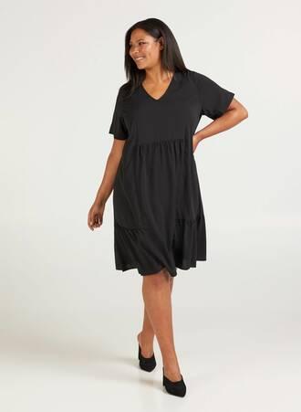 Φόρεμα Μπόχο Μαύρο 637254922624483750---2020-05-07_m58153c_black_04_04169 Maniags