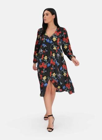 Φλοράλ Φόρεμα Midi PA00323053-1_74733ecb-1be3-40ec-820c-d76900723421_1024x1024-_1_ Maniags