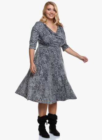 Φόρεμα Animal Print 2020_09_16-Maniags5564 Maniags