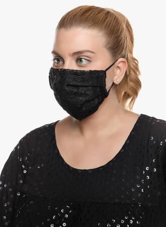 Υφασμάτινες Μάσκες Προστασίας 3 τμχ με Δαντέλα 2020_09_17-Maniags6680 Maniags