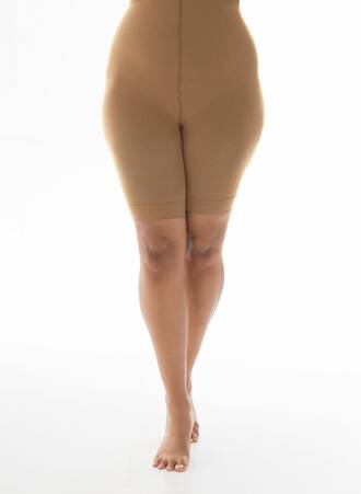 Anti Chafing Shorts Nude 90 Denier Maniags