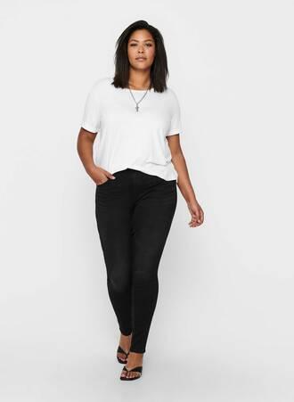 Παντελόνι Τζιν Μαύρο Ελαστικό Skinny 15228651_Black_005_ProductLarge Maniags