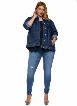 Blue Denim Jacket 2021_01_25-Maniags1562 Maniags