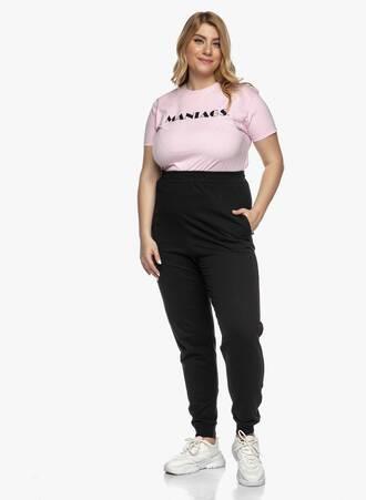 Παντελόνι Φόρμα Baby Φούτερ Μαύρο 2021_03_30-Maniagz4413 Maniags