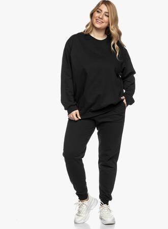 Μπλούζα Baby Φούτερ Μαύρη 2021_03_30-Maniagz4437 Maniags