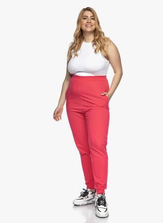 Παντελόνι Φόρμα Baby Φούτερ Ροζ 2021_03_30-Maniagz4489 Maniags