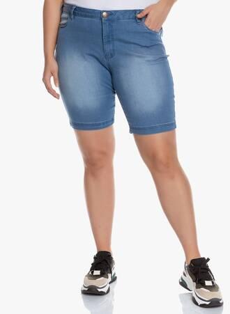 Τζιν Shorts Ελαστικό Maniags