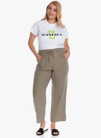 Λινή Παντελόνα Χακί 2020_05_26_Maniagz4833 Maniags