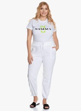 Βαμβακερό Λευκό Παντελόνι 2020_05_27_Maniags5352 Maniags