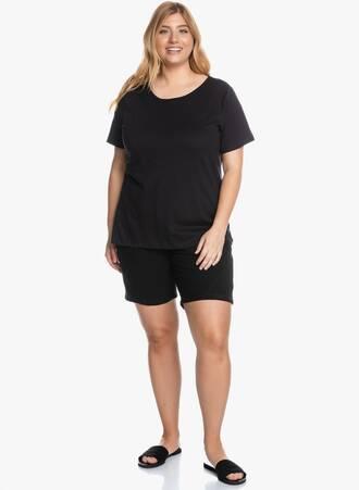 Βαμβακερό T-shirt Μαύρο 2020_05_28_Maniags7232 Maniags