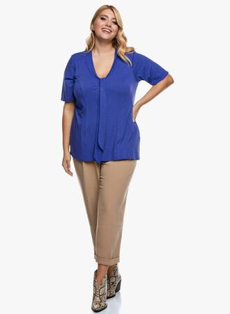 Μπλούζα Purple με Ιδιαίτερο Δέσιμο 2020_09_15-Maniags3282 Maniags