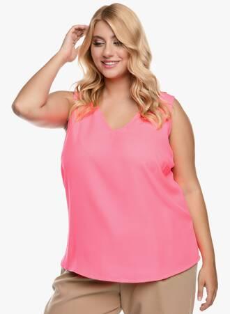 Τοπ Αμάνικο Neon-Pink 2020_09_15-Maniags3428 Maniags