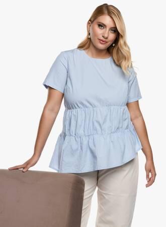 Μπλούζα Θαλασσί Βαμβακερή 2020_09_16-Maniags5687 Maniags