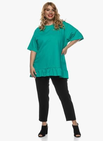 Μπλούζα με Βολάν στο Κάτω Μέρος Βεραμάν 2021_03_26-Maniagz2498 Maniags