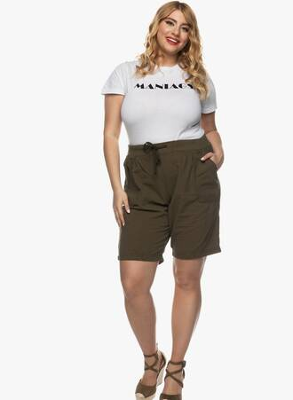 Βαμβακερό Shorts Χακί 2021_03_26-Maniagz2985 Maniags