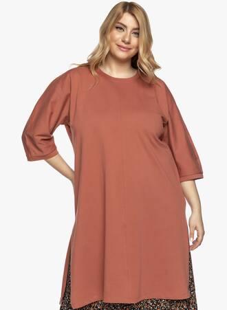 Βαμβακερό Midi Μπλουζο-Φόρεμα Εκάι 2021_03_30-Maniagz3748 Maniags