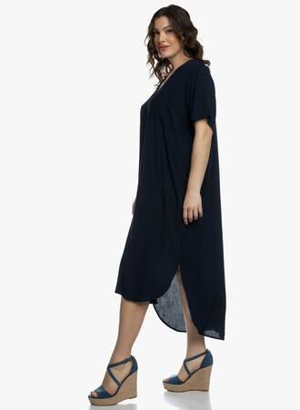 Φόρεμα Σεμιζιέ Μπλε 2021_04_27_Maniagz2488-copy Maniags