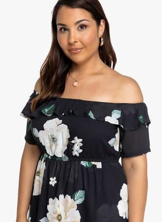 Μάξι Φόρεμα Έξωμο 2019_06_12-Maniags8326 Maniags