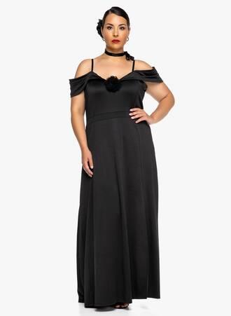 Φόρεμα Maxi Έξωμο 2019_06_12-Maniags8726 Maniags