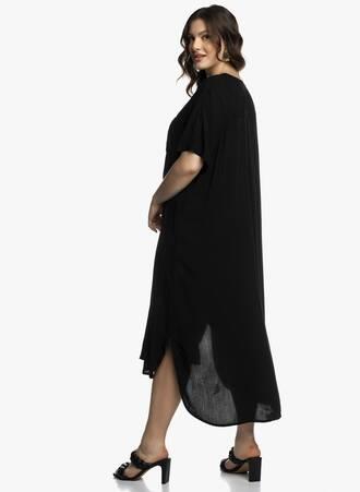 Φόρεμα Σεμιζιέ Μαύρο 2021_04_27_Maniagz2824-copy Maniags