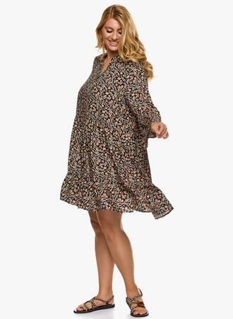 Τουνίκ Φόρεμα Φλοράλ 2021_06_25_Maniagz-II2959 Maniags