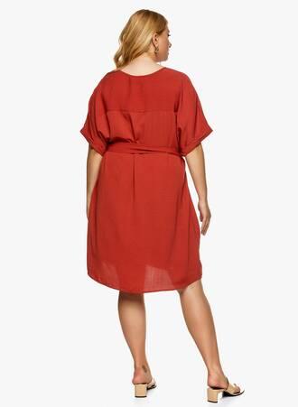 Φόρεμα Κρεπ Εκάι με Ζωνάκι 2021_06_25_Maniagz-II3058_8yba-pw Maniags