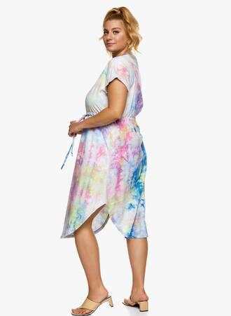 Βαμβακερό Midi Φόρεμα Tie Dye 2021_06_25_Maniagz-II3336 Maniags