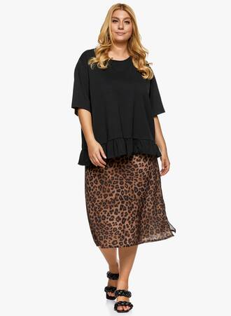 Βαμβακερή Μπλούζα με Βολάν Μαύρη 2021_06_25_Maniagz-II3840 Maniags