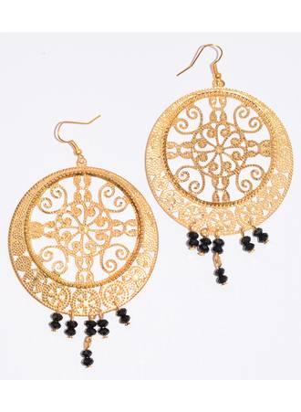 Σκουλαρίκια με Μαύρα Κρυσταλάκια DSC_0742 Maniags