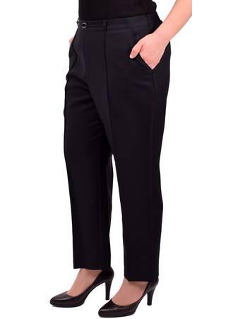 Παντελόνι Μαύρο με Τσάκιση σε Ίσια Γραμμή DSC_0897 Maniags