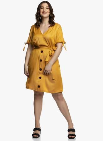 Μουσταρδί Κρουαζέ Φόρεμα 2021_04_27_Maniagz3084-copy Maniags