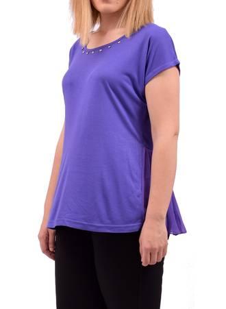 Μπλούζα Μωβ με Πιέτα DSC_0242 Maniags