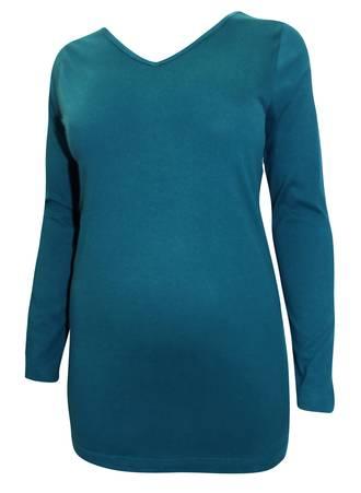 Μπλούζα Mακρυμάνικη Κυπαρισσί TP4942-03 Maniags