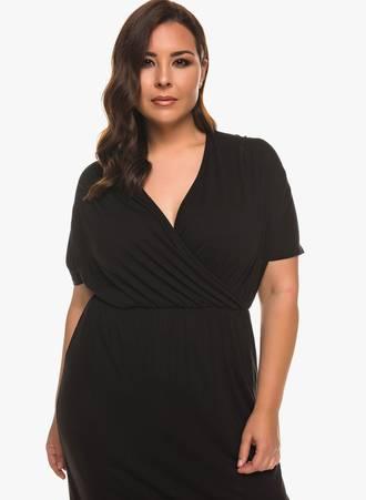Φόρεμα Μάξι Κρουαζέ 0847 Maniags
