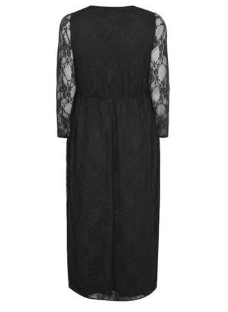 Φόρεμα Μάξι με Δαντέλα 50419-4 Maniags