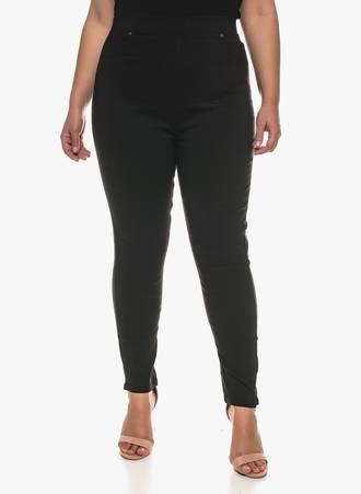 Ελαστικό Παντελόνι σε Slim Γραμμή Maniags