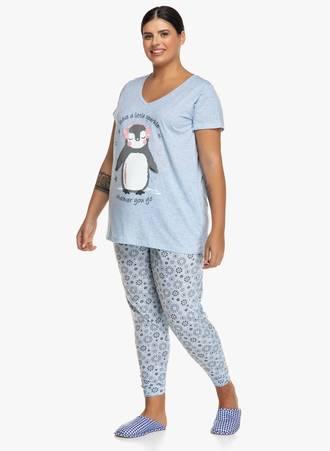 Πυτζάμα Penguin Maniags