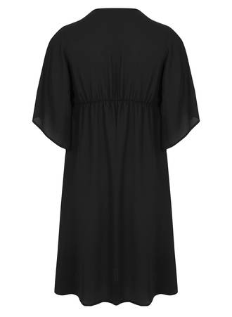 Φόρεμα Μαύρο Σιφόν 50616-4_mjqe-yd Maniags