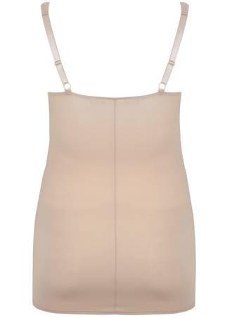 Κορσές Φόρεμα με Τιράντες 50644-2 Maniags
