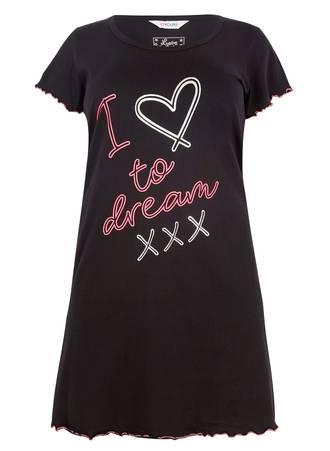 Νυχτικό 'I Love to Dream' Maniags