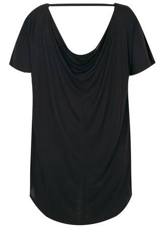 T-shirt Μαύρο με Τύπωμα 50715_1_cryo-fj Maniags